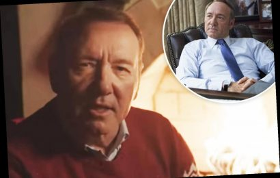 Kevin Spacey posts another bizarre video as Frank Underwood with creepy vow to 'kill them with kindness'