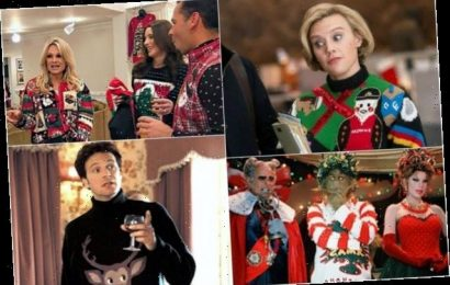 20 Ugly Christmas Sweaters on TV and in Film – From 'Housewives' to 'Arrow'