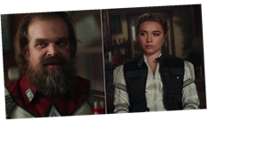 Black Widow: Finally, We Have Our First Look at Florence Pugh and David Harbour in the Trailer