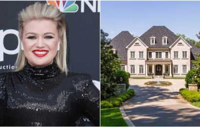 Take a Look Inside Kelly Clarkson's $7.5 Million Tennessee Mansion