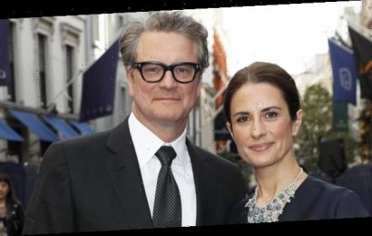 Colin Firth Has Separated from Wife Livia Giuggioli After 22 Years of Marriage