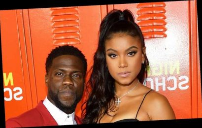 Kevin Hart's Wife Eniko Parrish Reveals How She Found Out About His Affair