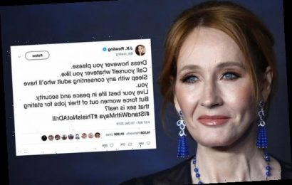J.K. Rowling Came Out In Support Of A Woman Who Was Fired For Her Tweets About Transgender Women