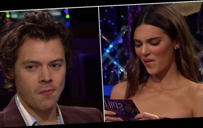 In Which Kendall Jenner Straight-Up Asks Harry Styles Which of His Songs Are About Her