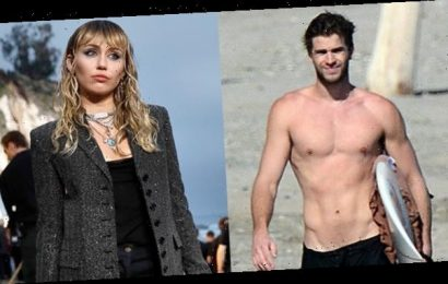 Liam Hemsworth Shows Off Ripped Muscles Following Wedding Anniversary To Ex Miley Cyrus
