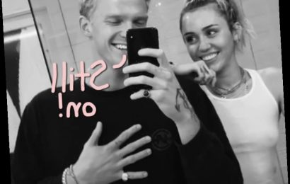 Cody Simpson's Sister Says He & Miley Cyrus Are 'Together For Sure' Despite Public Susp