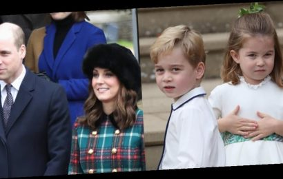 Prince George & Princess Charlotte Might Make Their Christmas Walk Debut This Year!