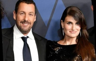 Here's How Adam Sandler Totally Embarrassed Idina Menzel
