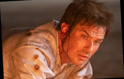 Ian Somerhalder on Battling Vampires in Netflix Series V Wars: 'They're Really F–ing Scary!' (Grade the Premiere)