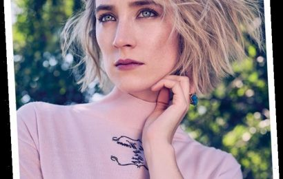 Saoirse Ronan on playing Jo March: 'I didn't feel daunted by it, I was precious with her'