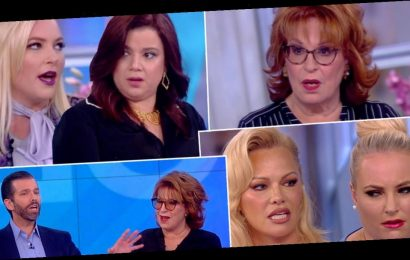 12 Times The View Almost Turned Into World War III In 2019