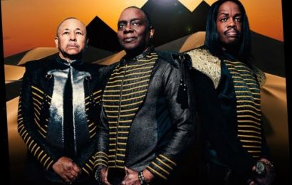 Earth, Wind & Fire Receive Kennedy Center Honors