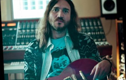Guitarist John Frusciante To Rejoin Red Hot Chili Peppers