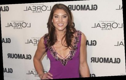 Hope Solo Pregnant With Twins a Year After Miscarriage That Almost Took Her Life