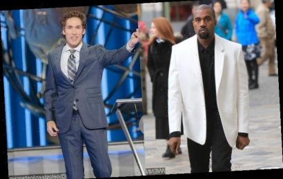 Joel Osteen Talks Kanye West Friendship: This World of Faith Is New to Him