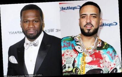 French Montana Responds to 50 Cent Clowning Him for Buying New Bugatti After Hospitalization