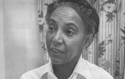 Margaret Lawrence, 105, Dies; Pioneering Black Female Psychoanalyst