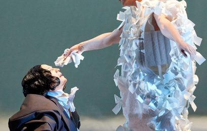 Review: An 'Orlando' Opera Is a Milestone, but No More, in Vienna