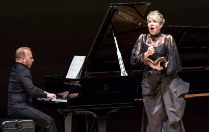 Review: A Conceptual 'Winterreise' Puts a Spin on Schubert