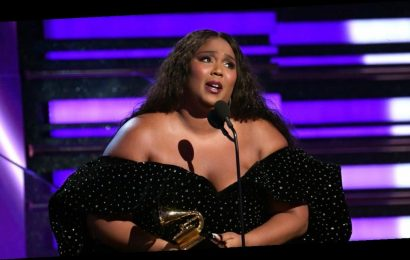 Grammy winner Lizzo 'was lost in her problems until Kobe Bryant death'