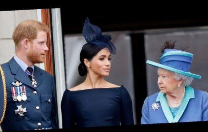 How Meghan and Harry are out of Royal Family after Queen refused 'halfway house'