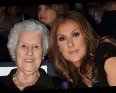 Celine Dion's TV star mum Therese 'Maman Dion' dies