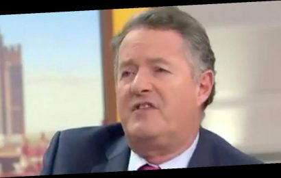 Piers Morgan sparks explosive row with Terry Christian in chaotic Brexit debate