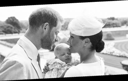 Baby Archie's mystery godparents unmasked as Meghan and Harry plan new life