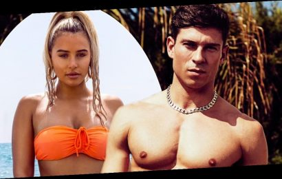 Joey Essex and Ellie Brown open up on 'sour' reunion during Ex On The Beach filming — EXCLUSIVE