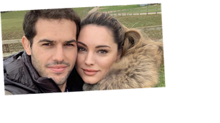 Kelly Brook hints she's set to propose to boyfriend Jeremy Parisi as she opens up on being happier than ever