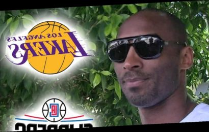 NBA Postpones Lakers Vs. Clippers Game Due to Kobe Bryant Death