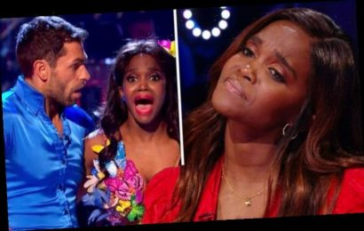 Oti Mabuse: 'I can't handle it' Strictly pro left 'petrified' in candid admission