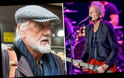 Fleetwood Mac will NEVER play with Lindsey Buckingham again – 'It's full of drama'