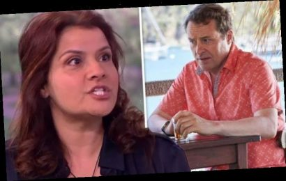 Death In Paradise actress Nina Wadia speaks out on 'weird' move with co-star: 'I can't'