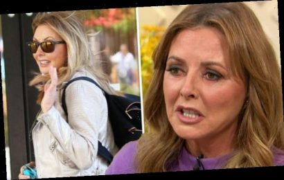 Carol Vorderman: 'Go away' Countdown host hits back after Twitter user brands her 'loopy'