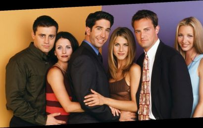 Friends reunion still only just a 'maybe' despite all the excitement