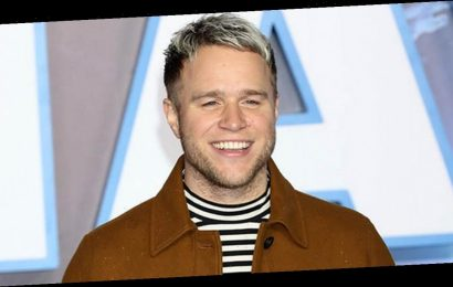 Olly Murs shares first picture with new 'amazing' bodybuilder girlfriend
