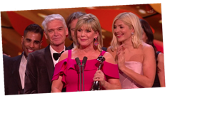 NTA fans notice 'tension' between Ruth Langsford and Phillip Schofield