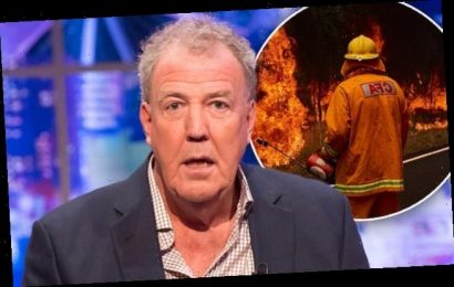 Jeremy Clarkson: God didn't want people to live in Australia