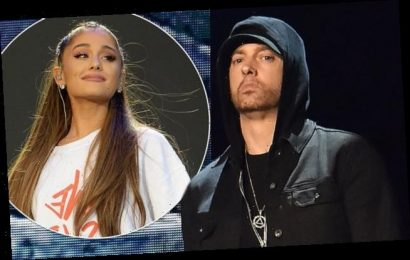 Eminem's fans defend him amid backlash over controversial lyrics