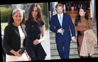 Doria Ragland says Meghan Markle 'is strong and will be okay'