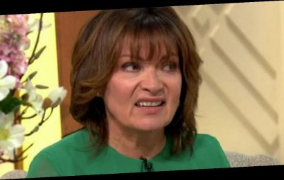 Lorraine Kelly takes swipe at show guests as she says they're 'vetted'