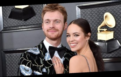Finneas O'Connell Brought His Girlfriend and Biggest Cheerleader Claudia to the Grammys