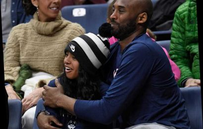 Kobe Bryant's Daughter Gianna Killed With Father In Helicopter Crash