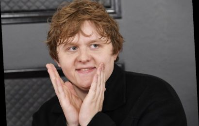Lewis Capaldi Gushed Over Chicken Parm At The Grammys & I Can Relate