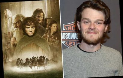 Lord of the Rings TV series cast announced in full – with Game of Thrones' Robert Aramayo in lead role