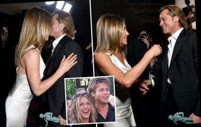 Their 2005 break-up shocked the world, but are Brad Pitt & Jennifer Aniston about to rekindle their relationship? – The Sun