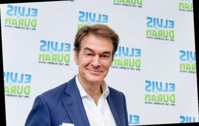 Dr. Oz and Mark Wahberg Are Going Head-to-Head on Social Media