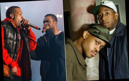 Gang Starr Recruit Method Man and Redman for 'Bad Name' Remix
