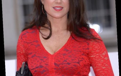 Susanna Reid says she's gained half a stone after relaxing diet